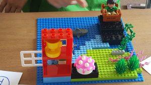 Die Karriere aus Lego by Dr. Astrid Dobmeier